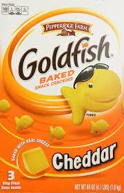 pepperidge farm baked goldfish crackers 66oz 4 1 lbs