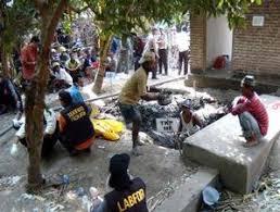 TKP penemuan Mayat korban Ryan Jombang