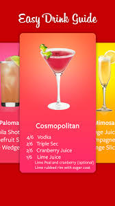 cosmopolitan drink clipart cheers