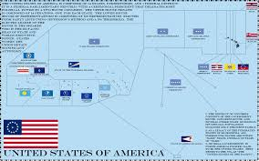 Usa Map Of States by Alternate History Weekly Update Map Monday Maps Of The Change