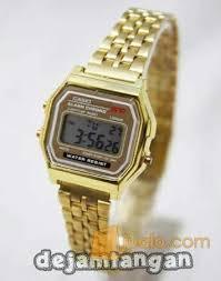 Jam Tangan Casio Gold jam tangan casio gold bandung jualo