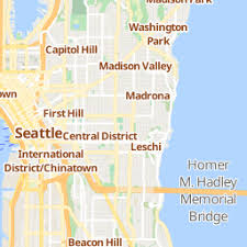 seattle map by district seattle garage sales yard sales estate sales by map seattle