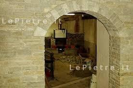 arco in pietra per interni lepietre it rivestimenti a spacco in porfido ardesia quarzite