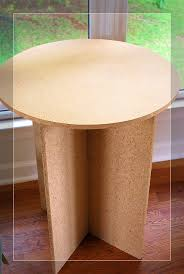 round particle board table top small round particle board table round designs