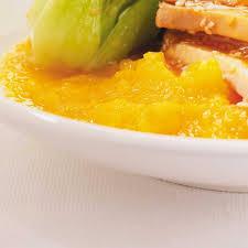 cuisiner la courge purée de courge butternut et de pommes de terre à l érable ricardo