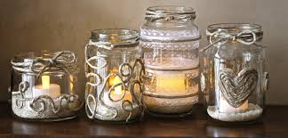 jar ideas for weddings decorations with jars for a wedding