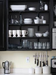 Kitchen Cabinets Black And White Classic Black And White Rooms From Hgtv Fans Hgtv