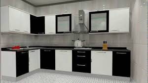 modular kitchen designs photos the red colored l shaped modular