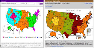 Usps Zip Code Maps by Fedex Vs Ups Part 2 U2013 Which Should You Use Idrive Logistics
