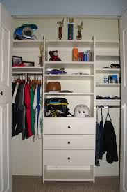 awesome brown walk in closet layout featuring l shape closets