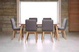dining room elegant modern table and chairs rhawker design