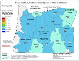 Oregon Weather Map by Think Ski Season U0027s Winding Down Not So Fast Feet Of Snow In