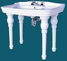 pedestal sink with legs vanity sinks four legs old house web