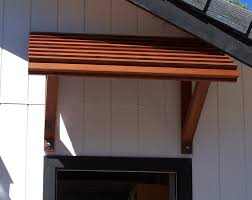 Small Awnings Over Doors Top Wood Door Awning 50 For Your Small Home Remodel Ideas With