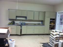 kitchen cabinets in garage installing kitchen cabinets in garage home design ideas