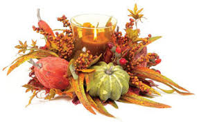 fall pillar candle holder 8 amazing thanksgiving centerpieces