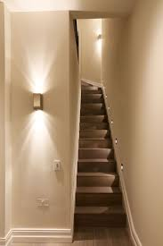 best 25 stairway lighting ideas on stair lighting