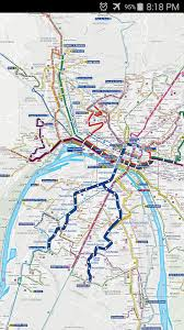 map of rouen rouen metro tram map android apps on play