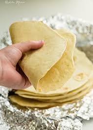 vid駮s de cuisine flour tortillas recipe and ashlee