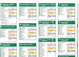 Metro Time Table Jarrow Old Tyne U0026 Wear Bus Timetables