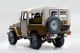 vintage toyota 4x4 vintage u002781 toyota land cruiser is perfectly wild