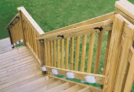 Design Your Own Deck Home Depot Railing Accessories Deck U0026 Porch Railings The Home Depot