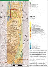 Colorado Mesa University Map by Fossil Butte Maps Npmaps Com Just Free Maps Period