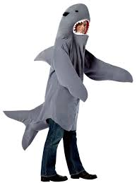 mens costumes shark costume wholesale animal mens costumes
