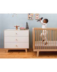 cribs that convert to toddler bed oeuf sparrow crib birch converts into sparrow toddler bed