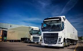 volvo commercial vehicles first ever volvo trucks for samworth brothers supply chain fleet