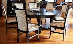 Large Kitchen Table Sofa Alluring Black Round Kitchen Tables