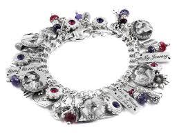 stainless steel charm bracelet images Custom charm bracelet stainless steel charm bracelet etsy jpg