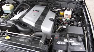 used lexus car engines 2006 lexus lx470 black stock 003835 engine youtube