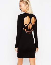 Skeleton Halloween Dress by Shop Halloween Clothes Accessories And Jewelry