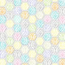 mel stampz hexagon digital paper template u0026 hex paper freebies