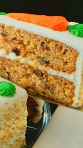 a recipe for simple carrot cake from women talking for my sweet