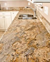 kitchen counters and backsplashes best 25 granite backsplash ideas on kitchen granite