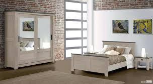 style chambre à coucher chambre bois massif contemporain collection chambre coucher