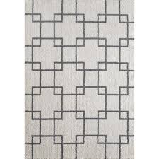 grey and white area rug 52 cool ideas for silky shag white grey