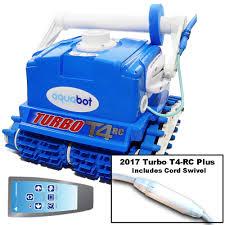 aquabot turbo t4 rc automatic swimming pool cleaner swimming
