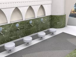Ablution Room Design