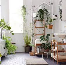boho bathroom ideas bohemian bathroom plant decor