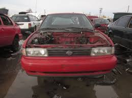 jdm nissan sentra junkyard find 1991 nissan sentra se r maybe the truth about cars