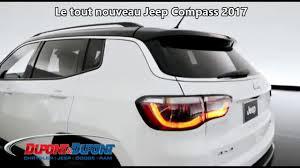 jeep compass 2017 trunk le tout nouveau jeep compass 2017 2018 gatineau youtube