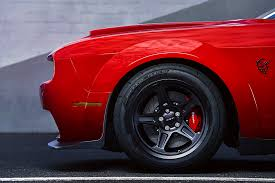 Dodge Challenger With Rims - it u0027s here every detail on the 9 second dodge srt demon rod