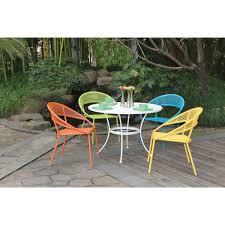Woodard Iron Patio Furniture - woodard spright set patiosusa com