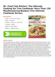 download pdf mr food test kitchen the ultimate cooking for two