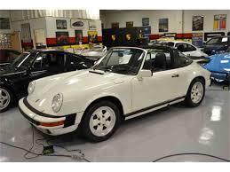 porsche 911 for sale in florida 1989 porsche 911 for sale classiccars com cc 970587