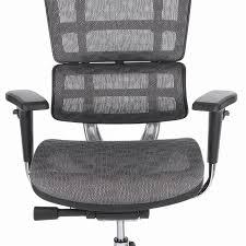 ikayaa multi function adjustable mesh ergonomic office chair