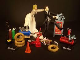 mechanic wedding cake topper mechanic wedding cake toppers idea in 2017 wedding